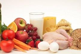 Diversité des aliments