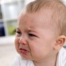 Douleur dents bébé